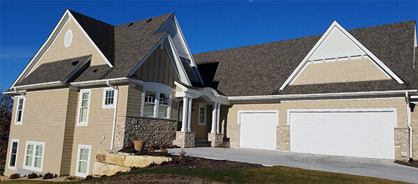 Repair, Replacement & New Construction roofing in Oakdale MN.